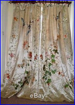 Image result for embroidered curtains
