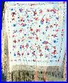 LargeANTIQUE-SILK-hand-embroidered-PIANO-SHAWL-Manton-de-Manila-BIRDS-reversible-01-cen